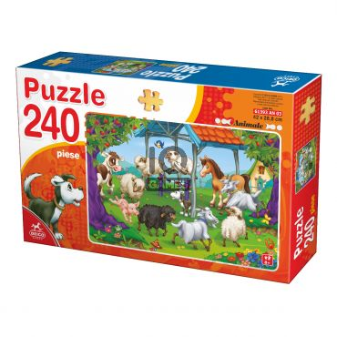 Puzzle - Animale - 240 Piese - 3