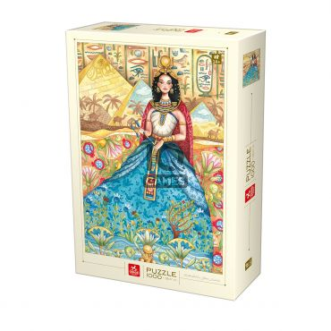 Puzzle Cleopatra by Groos Zselyke - 1000 Piese